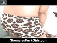 Renatinha shemale fucks gal movie